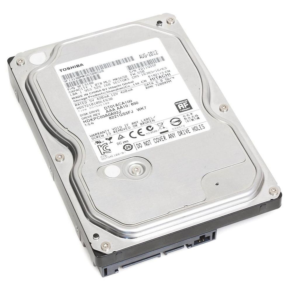 Ổ cứng HDD Toshiba 1Tb SATA3 7200rpm