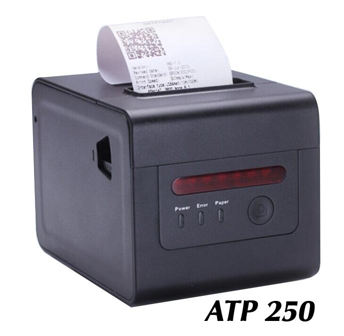 Máy in hóa đơn siêu thị ATP 250