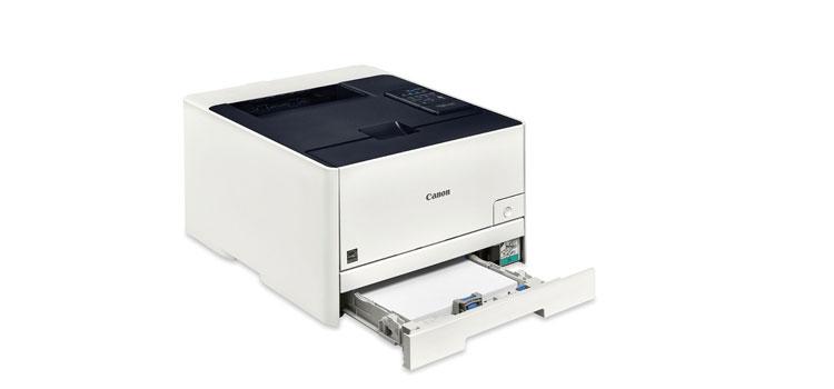 Máy in laser màu Canon LBP7110CW - Wifi