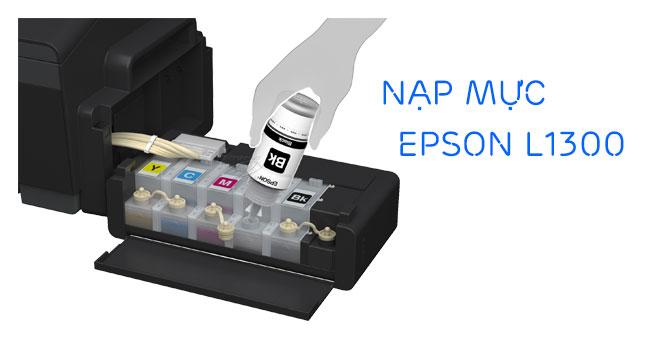 Máy in phun màu Epson L1300