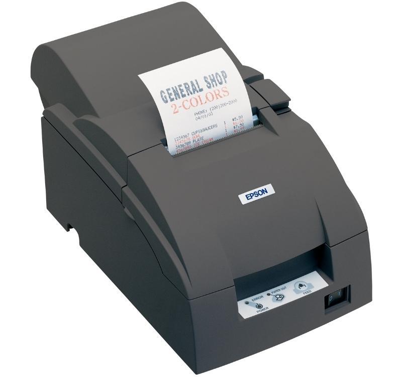 Máy in hóa đơn siêu thị Epson TM-U220A