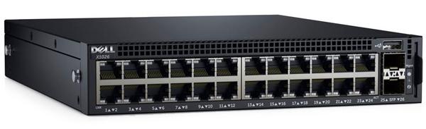 Thiết bị chia mạng Dell X1026 Smart Web Managed Switch