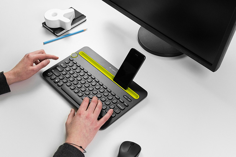 Bàn phím không dây Logitech K480