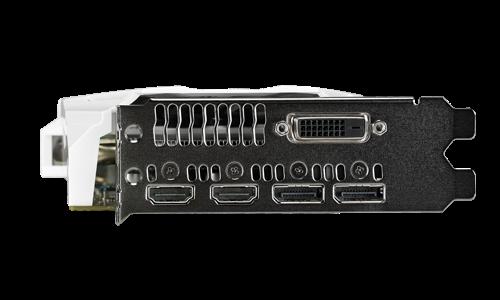 VGA ASUS Dual GTX1060-O6G