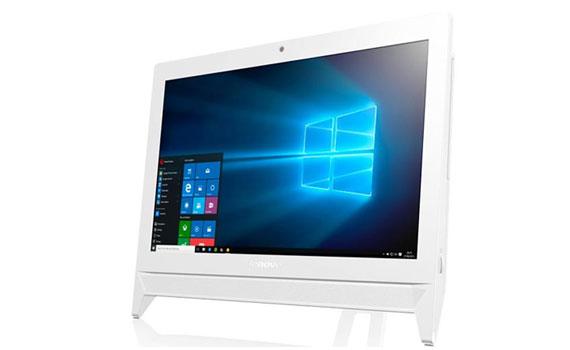 Máy tính All in one Lenovo C20-00-F0BB00G4VN / White