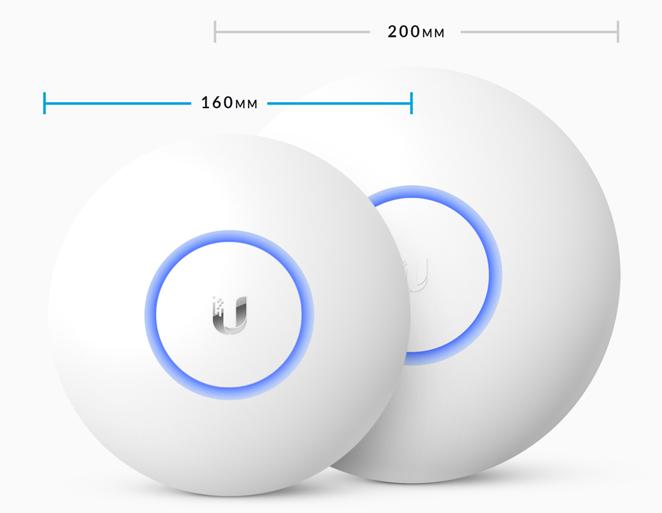 Bộ thu phát Ubiquiti UniFi UAP AC Lite 1200Mbps, 100 User