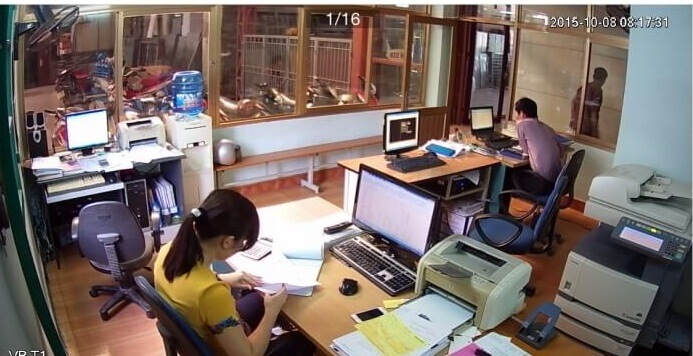 Camera quan sát gắn trần Dahua HAC-HDW1200M