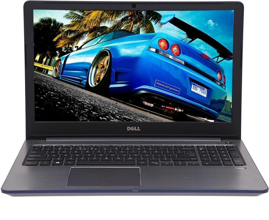Laptop Dell Vostro 5568B P62F001-TI78104W10 (Gold/Vỏ nhôm)
