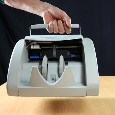 Máy Đếm Tiền Có Phát Hiện Tiền Giả Silicon MC 9900