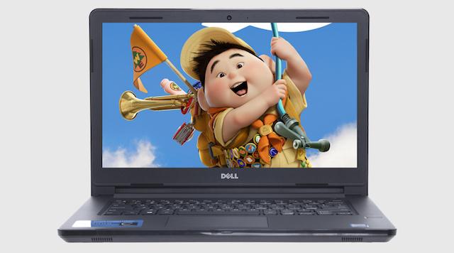Laptop Dell Vostro 3468-K5P6W11 (Black)