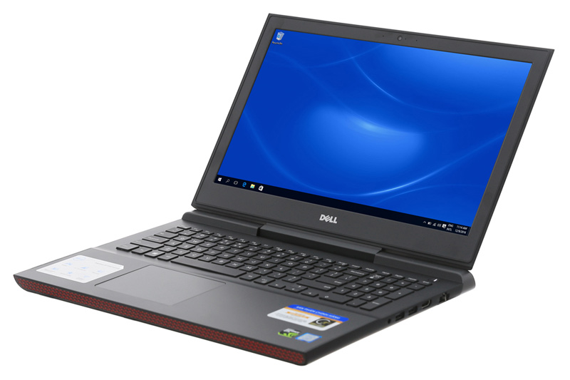 Laptop Dell Gaming Inspiron 7567A -P65F001-TI78504W10 (Black)