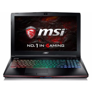 Laptop MSI GP72 7RD Leopard Pro 614XVN (Black)