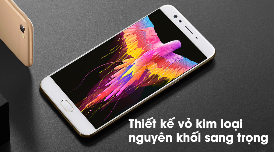 Điện thoại Oppo F3 (Gold)