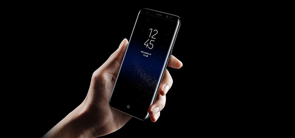 Điện thoại Samsung Galaxy S8 Plus G955F (Blue)