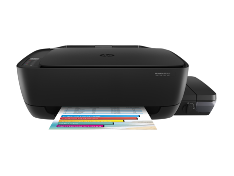 Máy in phun màu HP DeskJet GT 5820 All In One Printer M2Q28A (Print, copy, scan, wifi)