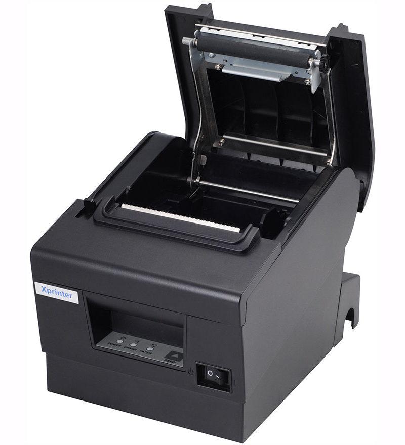 Kết quả hình ảnh cho Máy in hóa đơn Xprinter Q260