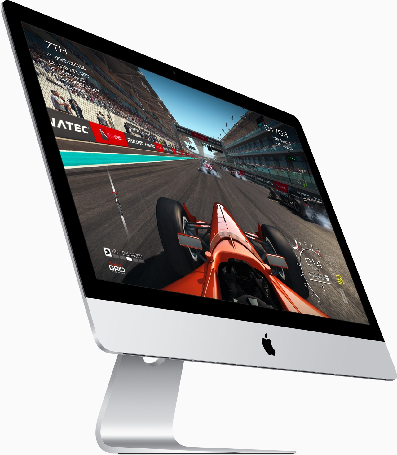 Máy tính All in one Apple iMac MNDY2