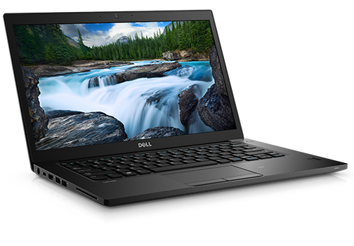 Laptop Dell Latitude 7280-70124696 (Black)