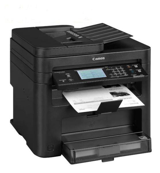 Máy in laser đen trắng canon đa chức năng MF237W (Print wifi/ Copy/ Scan/ fax)