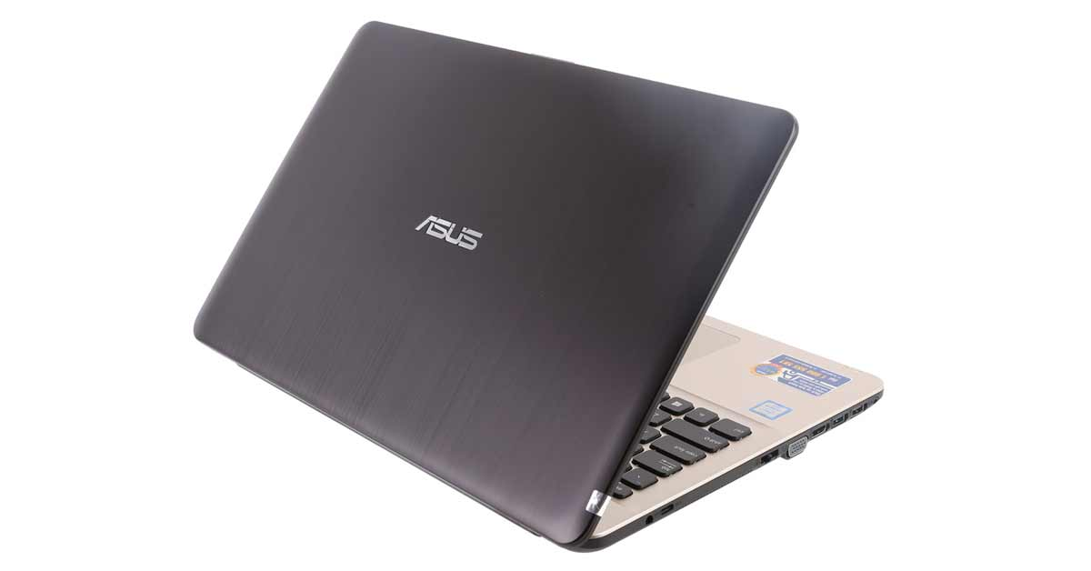 Laptop Asus X541UA-GO1345 (Black)