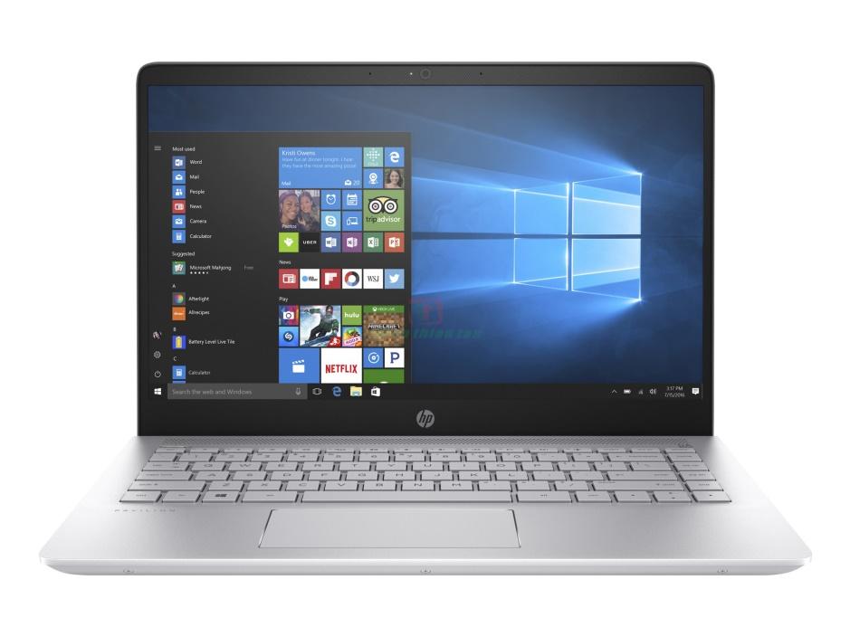 Laptop HP Pavilion 14-bf014TU 2GE46PA (Gold)
