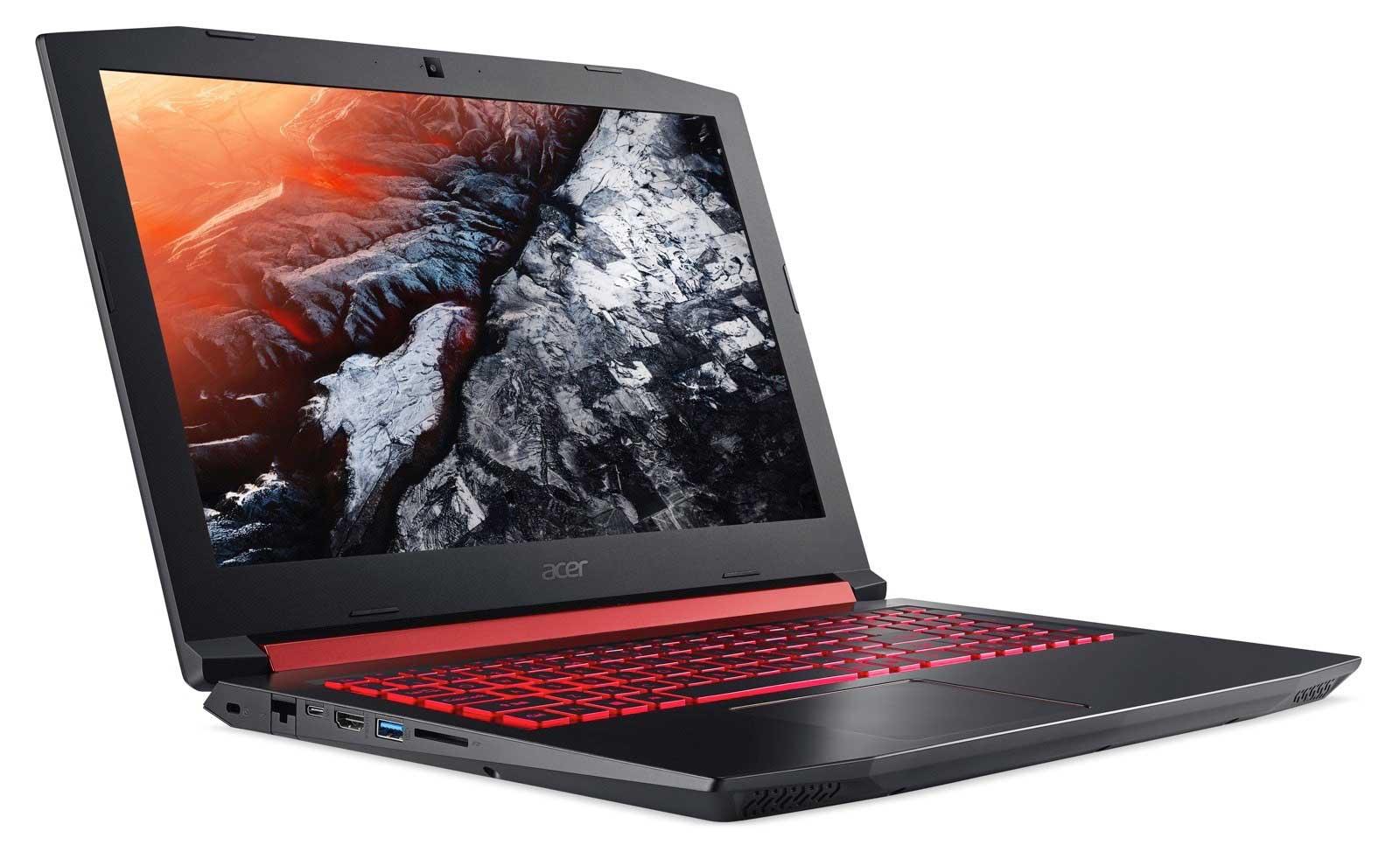 Laptop Acer Nitro series AN515-51-5775 NH.Q2SSV.004 (Black)