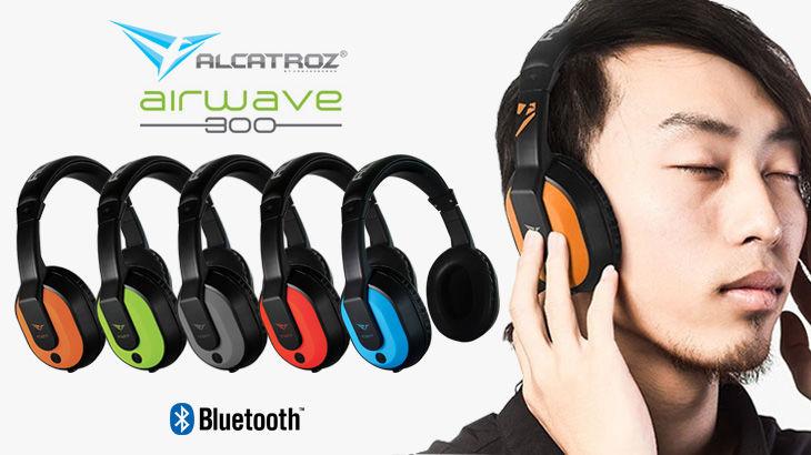 Tai nghe Alcatroz AirWave 300