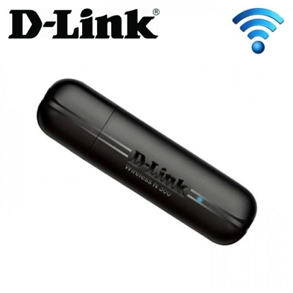 Card mạng không dây D-link DWA-132 300Mbps