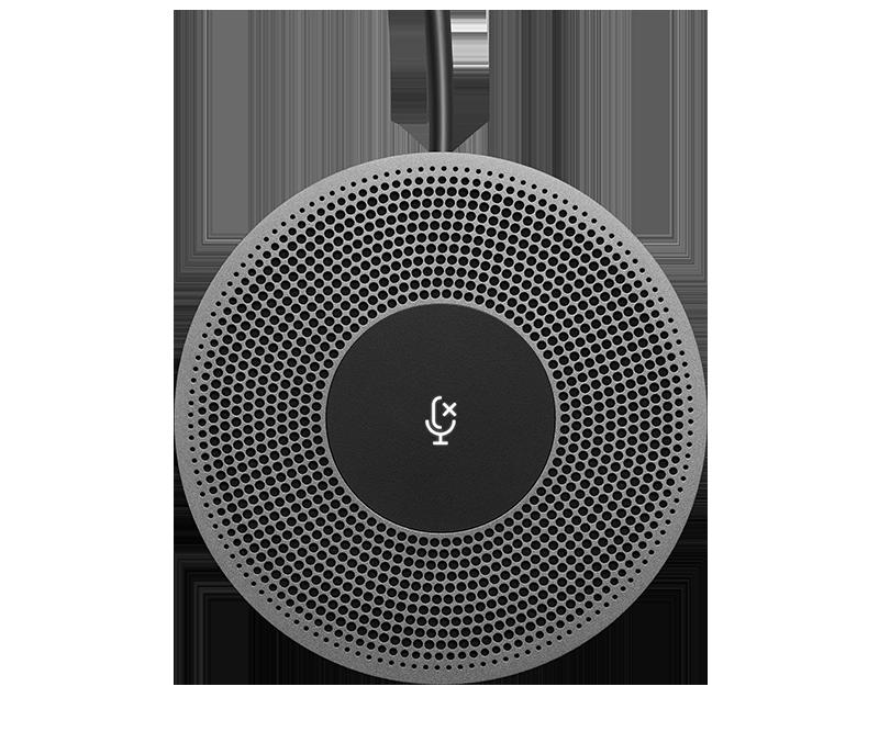 Thiết bị mở rộng microphones cho webcam Logitech Meetup
