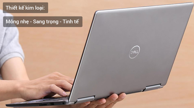 Laptop Dell Inspiron 7373-C3TI501OW