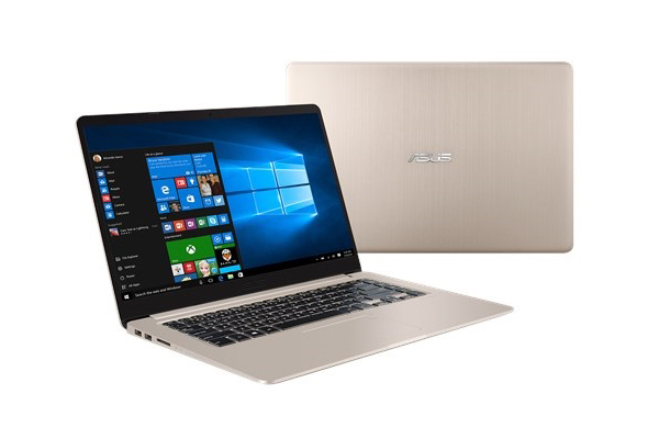 Laptop Asus S410UA-EB003T (Gold)