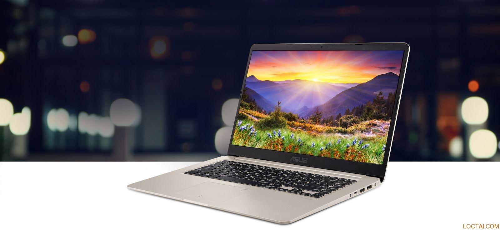 Laptop Asus S410UA-EB015T (Gold)