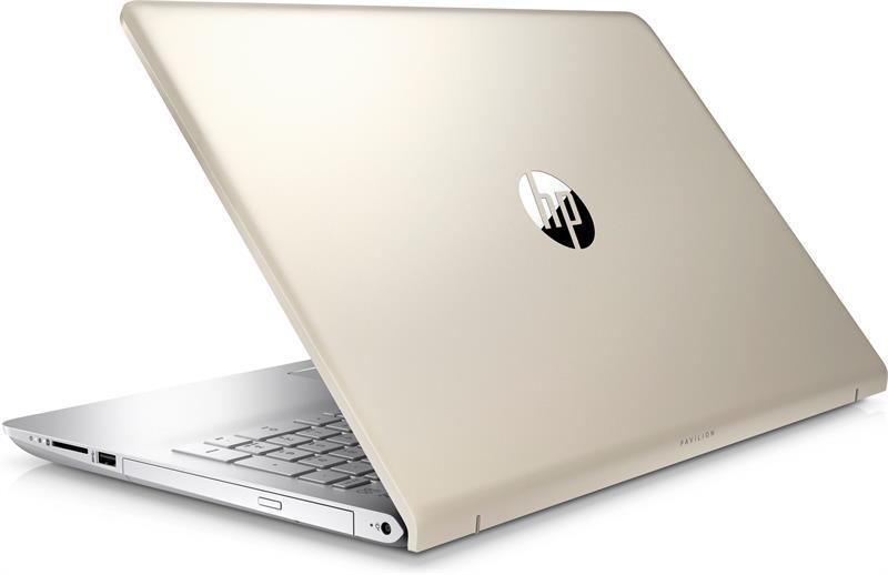 Laptop HP Pavilion 15-cc117TU 3PN28PA (Gold)