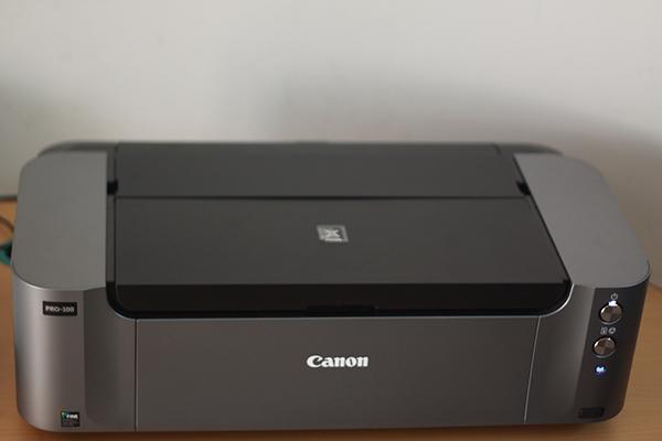 Máy in phun màu Canon PIXMA PRO-100