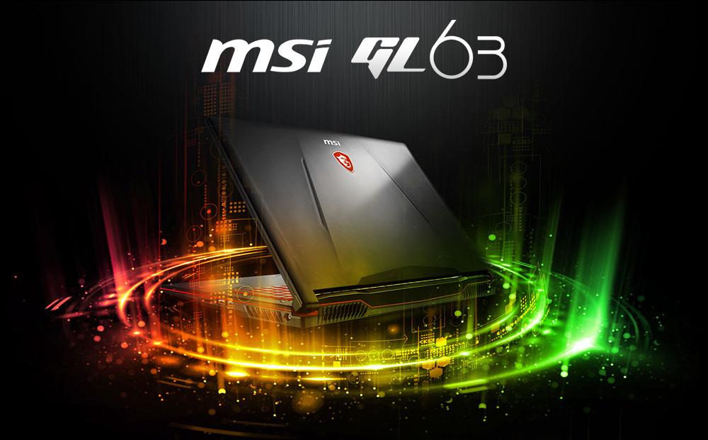 Laptop MSI GL63 8RC-265VN
