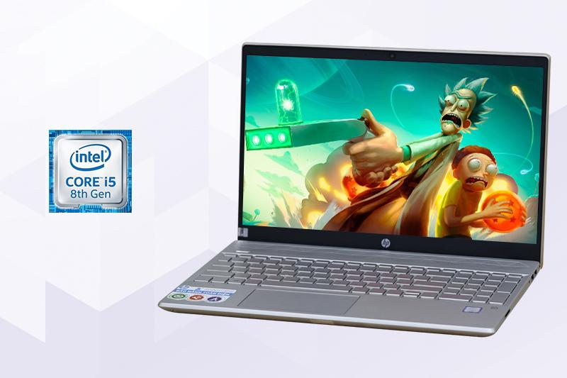 Laptop HP 15 cs0018TU