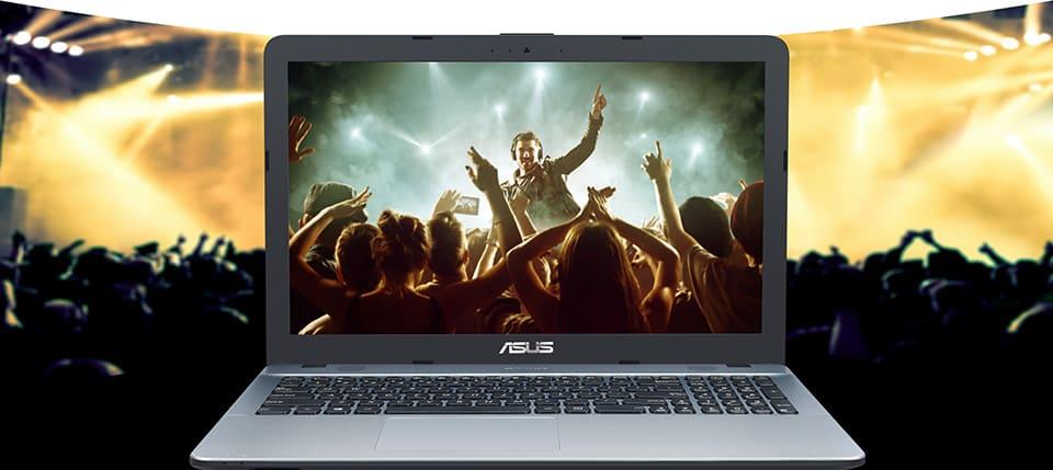 Đánh giá Asus X541UV XX039D: Laptop sáng giá trong cùng phân khúc