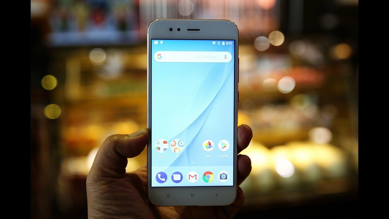 Xiaomi Mi A1 - Cơn sốt giá rẻ, cấu hình tốt đáng mua thời điểm hiện tại