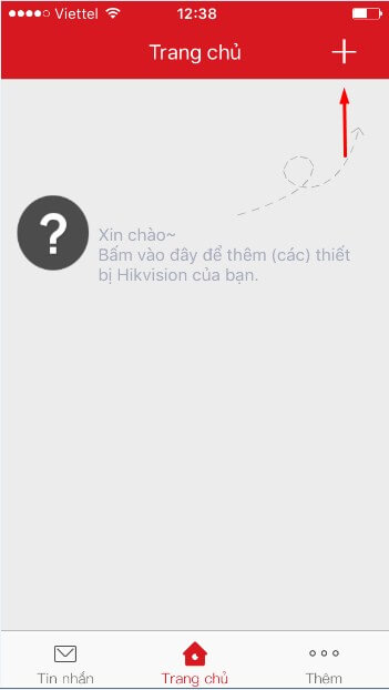 Cach xem camera tren dien thoai Android, IOS h7