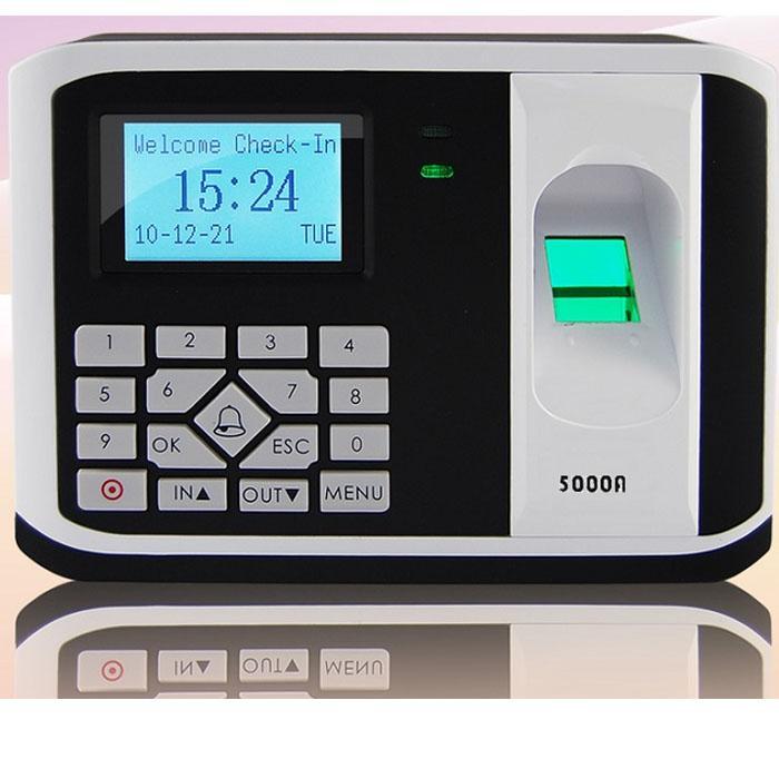 Ronald Jack 5000AID – Máy chấm công thế hệ mới tích hợp công nghệ cao