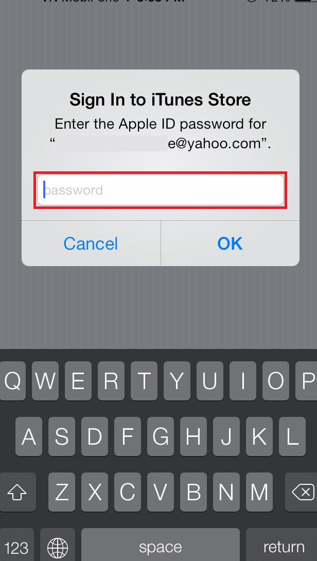 Cách chuyển đổi vùng quốc gia tài khoản App Store để tải ứng dụng không được hỗ trợ