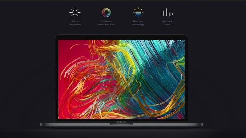 Đánh giá nhanh Macbook Pro (2018): hiệu năng mạnh mẽ đáng lựa chọn