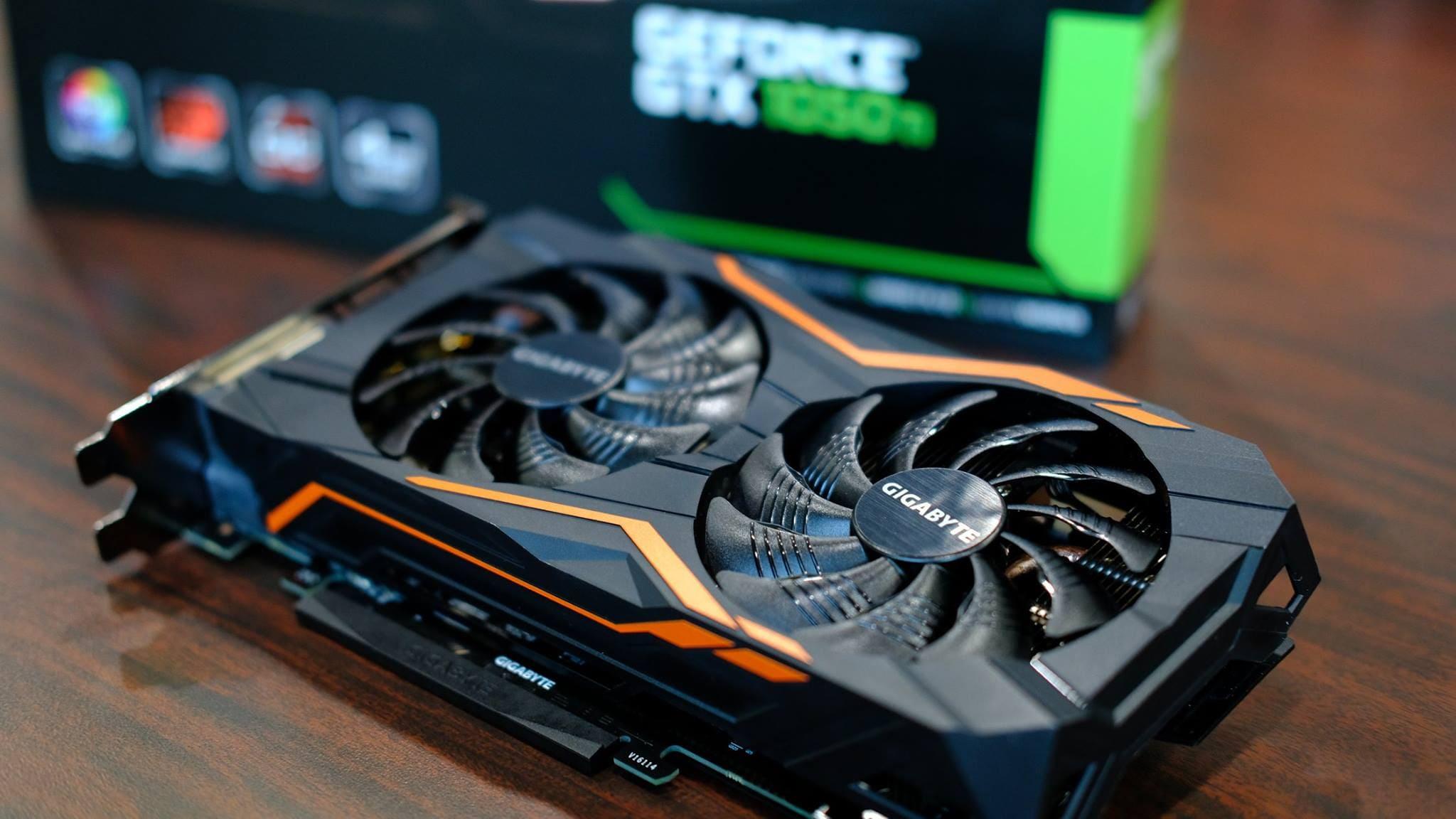 Đánh giá Card màn hình Gigabyte GTX 1050 TI G1 Gaming - Hiệu năng tốt giá  rẻ.