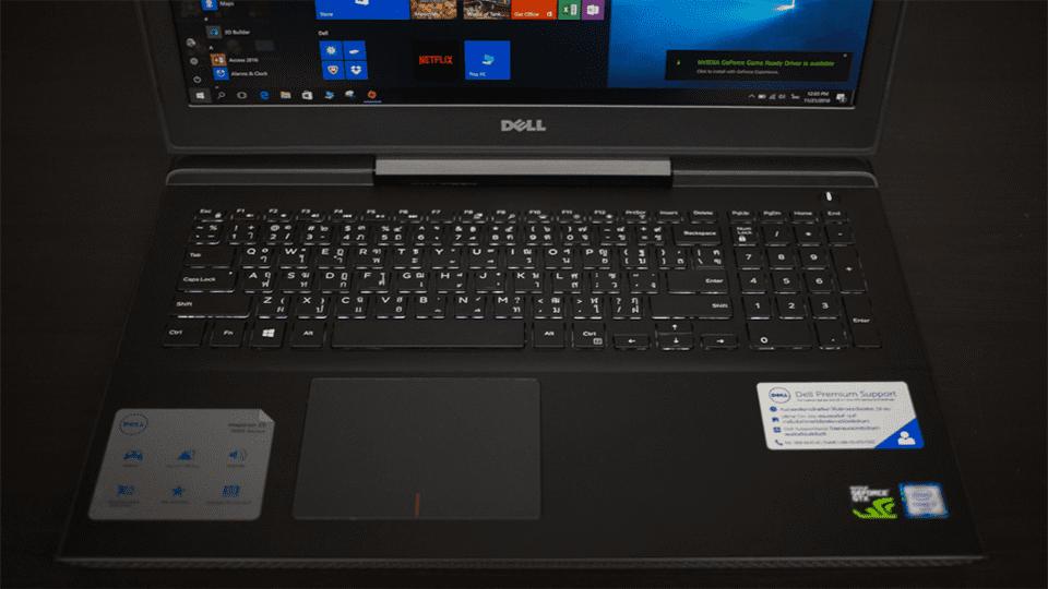 Đánh giá Dell Inspiron 7566: Laptop chơi game giá rẻ sáng giá giá phân khúc tầm trung