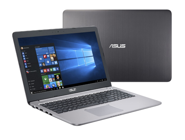 Laptop Asus K501UX FI131T – Màn hình 4K chất lượng hiển thị vượt trội