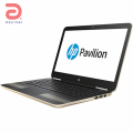Laptop HP Pavilion 14-AL117TU Z6X76PA (Gold)