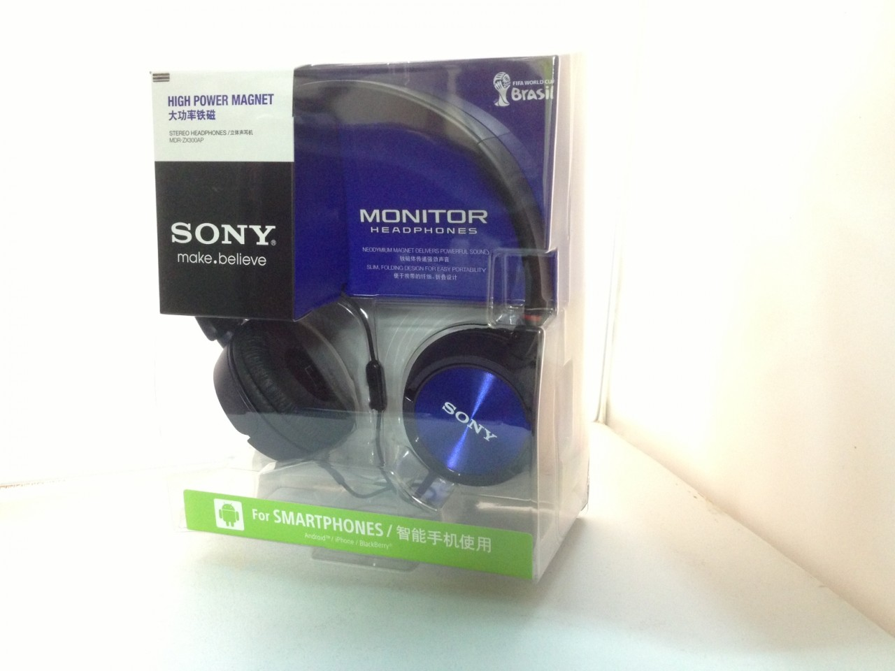 Tai nghe Sony MDR-ZX300AP