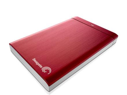 Ổ cứng lắp ngoài Seagate BackupPlus Slim 1Tb 2.5' Red