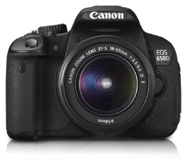Máy ảnh KTS Canon EOS 650D