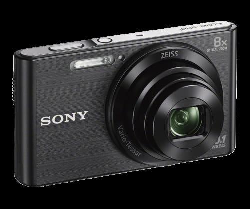 Máy ảnh KTS Sony CyberShot DSC-W830 - Black